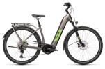 e-Trekkingbike Cube Kathmandu Hybrid EXC 625 teak´n´green