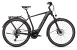 e-Trekkingbike Cube Kathmandu Hybrid EXC 625 black´n´grey