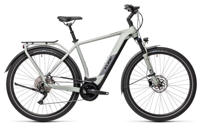 e-Trekkingbike Cube Kathmandu Hybrid Pro 625 lunar´n´grey 2021