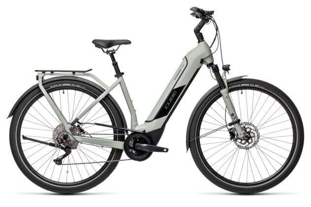 e-Trekkingbike Cube Kathmandu Hybrid Pro 500 lunar´n´grey 2021