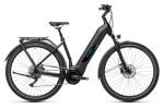 e-Trekkingbike Cube Kathmandu Hybrid Pro 625 black´n´blue