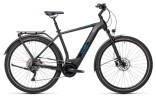 e-Trekkingbike Cube Kathmandu Hybrid Pro 500 black´n´blue