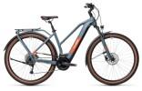 e-Trekkingbike Cube Kathmandu Hybrid ONE 625 blue´n´red