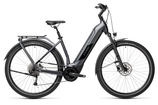e-Trekkingbike Cube Kathmandu Hybrid ONE 625 iridium´n´black 2021