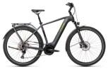e-Trekkingbike Cube Touring Hybrid EXC 625 iridium´n´green