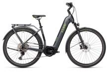 e-Trekkingbike Cube Touring Hybrid EXC 500 iridium´n´green