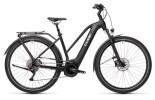 e-Trekkingbike Cube Touring Hybrid Pro 500 black´n´white