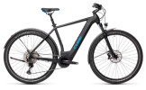 e-Crossbike Cube Cross Hybrid Race 625 Allroad black´n´blue