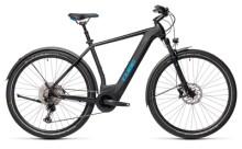 e-Crossbike Cube Cross Hybrid Race 625 Allroad black´n´blue