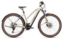 e-Mountainbike Cube Cross Hybrid Pro 625 Allroad desert´n´orange