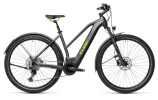 e-Mountainbike Cube Cross Hybrid Pro 625 Allroad iridium´n´green