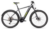 e-Mountainbike Cube Cross Hybrid Pro 500 Allroad iridium´n´green