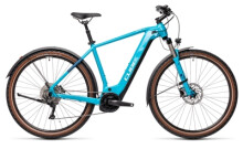e-Trekkingbike Cube Nature Hybrid EXC 625 Allroad petrol´n´darkblue