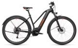 e-Trekkingbike Cube Nature Hybrid ONE 625 Allroad black´n´red