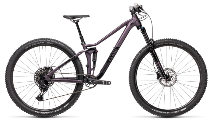 Mountainbike Cube Sting WS 120 EXC smokylilac´n´black 2021