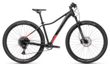 Mountainbike Cube Access WS SL black´n´coral