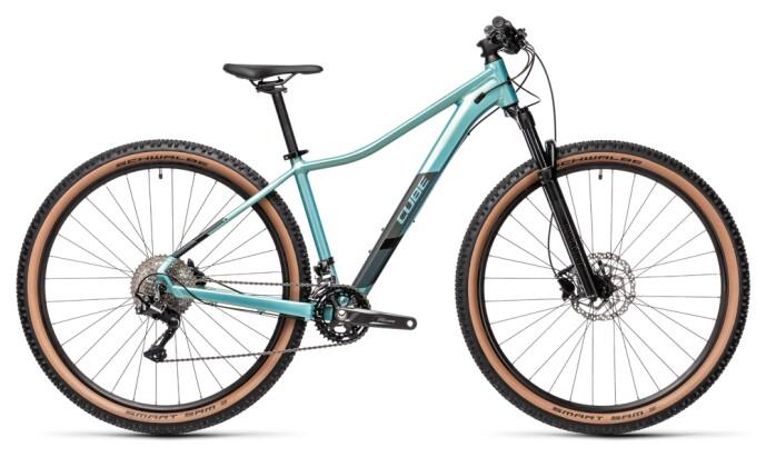 Mountainbike Cube Access WS Race sagemetallic´n´silver 2021