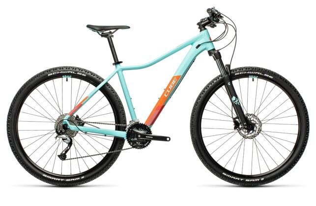 Mountainbike Cube Access WS Pro iceblue´n´orange 2021