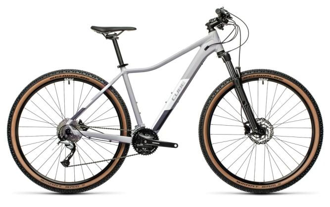 Mountainbike Cube Access WS Pro grey´n´white 2021