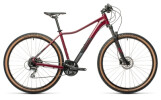 Mountainbike Cube Access WS Exc darkberry´n´black