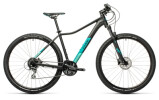 Mountainbike Cube Access WS Exc black´n´blue