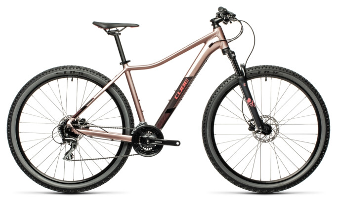 Mountainbike Cube Access WS EAZ blushmetallic´n´grey 2021