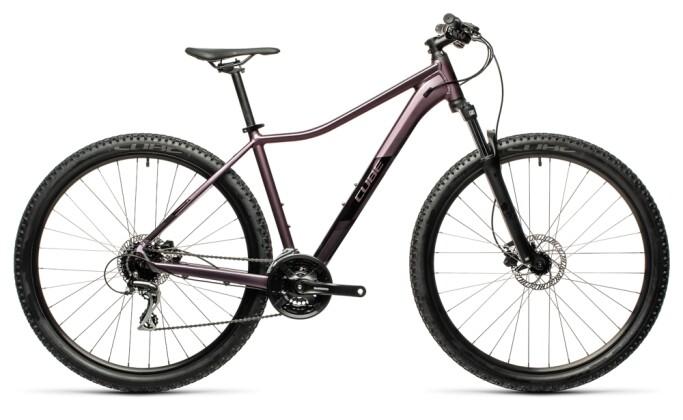 Mountainbike Cube Access WS EAZ smokylilac´n´black 2021