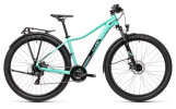 Kinder / Jugend Cube Access WS Allroad mint´n´black