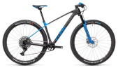 Mountainbike Cube Elite C:68X Race carbon´n´blue