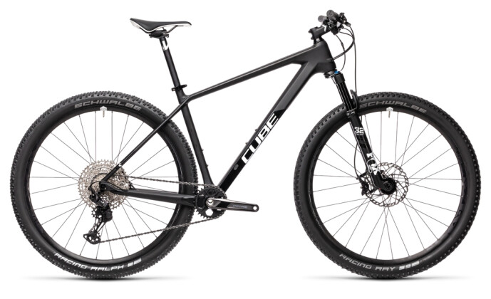 Mountainbike Cube Reaction C:62 Race carbon´n´white 2021