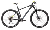 Mountainbike Cube Reaction C:62 Pro carbon´n´yellow