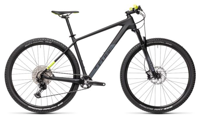 Mountainbike Cube Reaction C:62 Pro carbon´n´yellow 2021