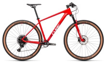 Mountainbike Cube Reaction C:62 One red´n´white