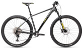 Mountainbike Cube Reaction Pro grey´n´yellow