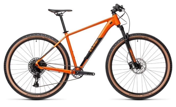 Mountainbike Cube Acid ginger´n´black 2021