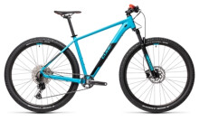 Mountainbike Cube Attention SL petrol´n´red
