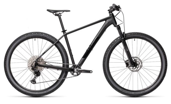 Mountainbike Cube Attention SL black´n´grey 2021