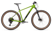 Mountainbike Cube Analog deepgreen´n´black RS