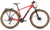 Mountainbike Cube Aim SL Allroad red´n´black