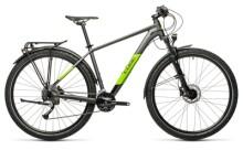 Mountainbike Cube Aim SL Allroad grey´n´green