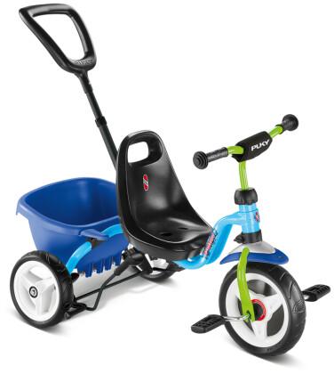 Kinder / Jugend Puky CEETY blau/kiwi 2021