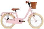 Kinder / Jugend Puky Steel Classic 16 retro-rosé