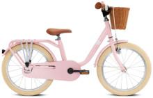 Kinder / Jugend Puky Steel Classic 18 retro-rosé