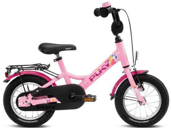 Kinder / Jugend Puky YOUKE 12-1 Alu rosé 2021