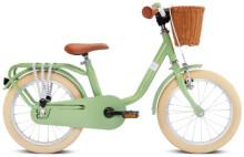 Kinder / Jugend Puky Steel Classic 16 retro-grün