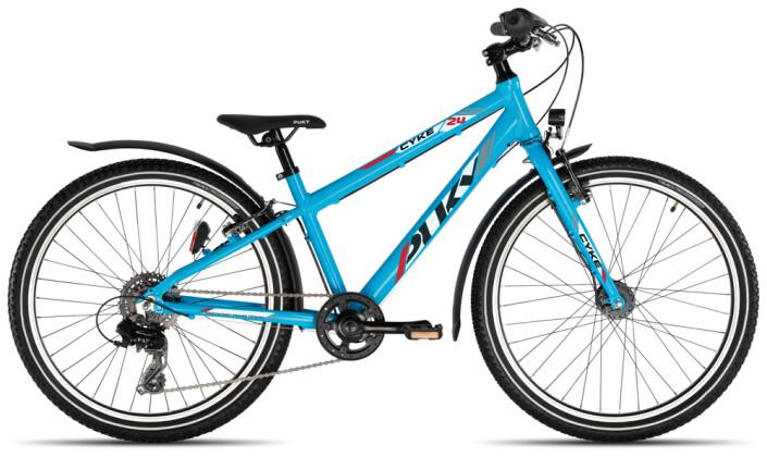 Kinder / Jugend Puky CYKE 24-8 Alu light Active fresh blue 2021
