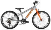 Kinder / Jugend Puky LS-PRO 20-7 Alu silber/orange