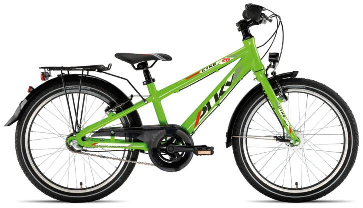 Kinder / Jugend Puky CYKE 20-3 Alu light kiwi 2021