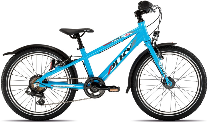 Kinder / Jugend Puky CYKE 20-7 Alu Active fresh blue 2021