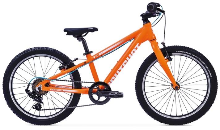Kinder / Jugend Eightshot X-COADY 20 SL / 7 orange 2021